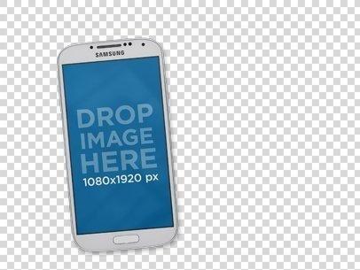 Samsung Galaxy S4 Portrait